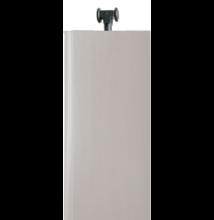 Ideal harmonikaajtó tele panel fehérkőris